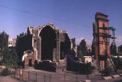 В Армении произошло страшное землетрясение