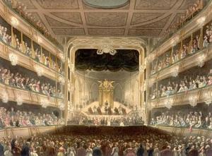 В Лондоне открыт Королевский театр — «Ковент-Гарден»