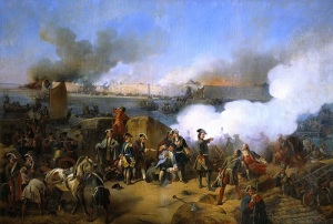 Русские войска взяли шведскую крепость Нотебург