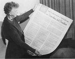 Организация Объединенных Наций приняла Всеобщую декларацию прав человека