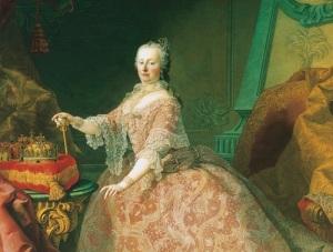 Австрийская эрцгерцогиня Мария Терезия объявлена наследницей Карла VI Габсбурга