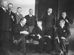 Состоялось роковое назначение Гитлера на пост рейхсканцлера Германии