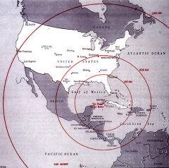 Начало Карибского кризиса – противостояния между СССР и США
