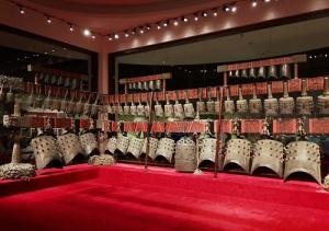 Китайские археологи обнаружили музей древних музыкальных инструментов