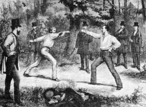 Людовик XIII подписал эдикт о запрещении во Франции дуэлей