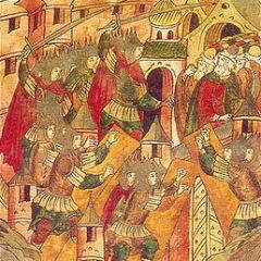 Монголо-татарские войска приступом взяли город Владимир