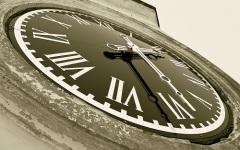 В России опубликован декрет «О введении счета времени по международной системе»