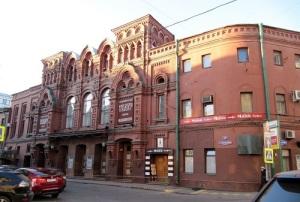 В Москве открылся Театр Революции (сегодня — Театр имени Вл.Маяковского)