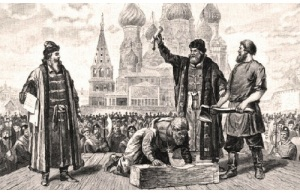 В России вышел указ об отмене смертной казни для воров и разбойников