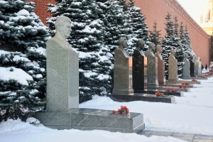 В ночь с 31 октября на 1 ноября тело Сталина вынесли из Мавзолея