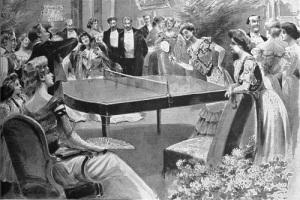 В Великобритании основана Ассоциация настольного тенниса