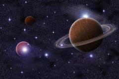 Открыт спутник Сатурна Янус, который называют «двуликим»