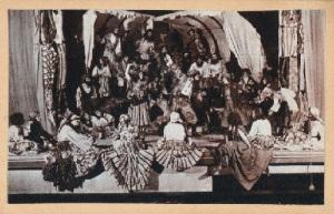 Цыганский театр-студия «Ромэн» получил статус профессионального театра