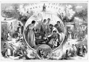 Вступила в силу 13-я поправка к Конституции США, отменяющая рабство