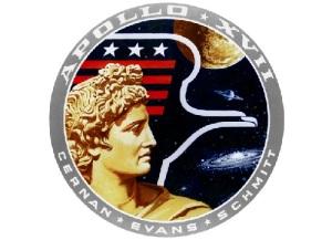 Из Лунной экспедиции на Землю возвратился экипаж американского космического корабля «Аполлон-17»