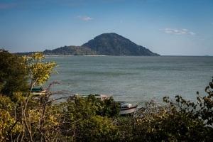 Ливингстон открыл озеро Ньяса в Африке