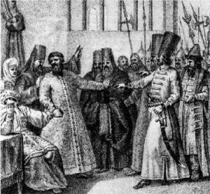 Правительство «Семибоярщины» ночью тайно впустило в Москву польские войска