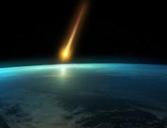 В Иркутской области упал взорвавшийся на высоте около 30 км гигантский метеорит