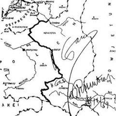 СССР и Германия заключили договор «О дружбе и границе», закрепивший ликвидацию Польши