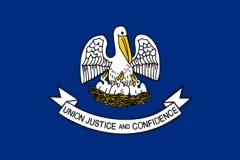Луизиана стала штатом США