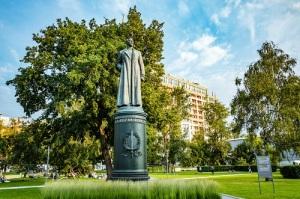 В Москве открыт памятник Феликсу Дзержинскому