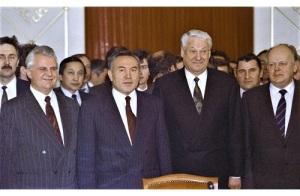 В Алма-Ате подписана Декларация о целях и принципах СНГ