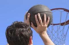 Состоялся первый в истории баскетбольный матч