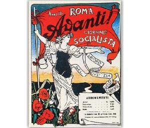 В Милане начала выходить первая социалистическая газета Италии «Avanti!»