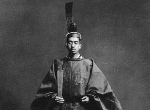 Наследный принц Хирохито стал императором Японии