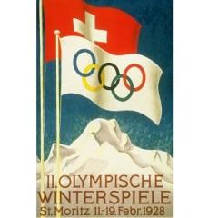Открылись II зимние Олимпийские игры в Санкт-Морице (Швейцария)