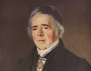 Физик Ханс Эрстед обнаружил магнитное действие электричества