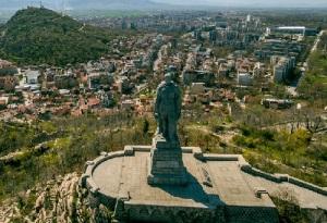 В Болгарии открыт памятник советским воинам-освободителям - знаменитый «Алеша»