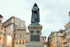В Риме сожжен Джордано Бруно