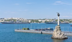 Порт и крепость в Крыму получили название Севастополь