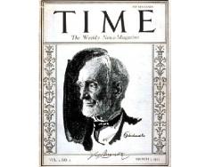 Вышел первый номер американского журнала «Time»
