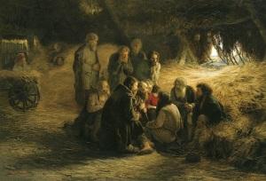 В России отменено крепостное право