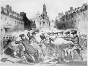 Произошла «бостонская бойня»