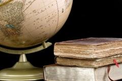 Издан первый печатный учебник по географии на русском языке