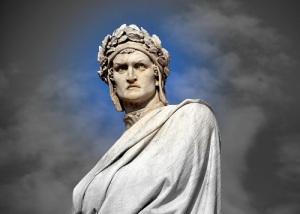 После государственного переворота «черных гвельфов» заочно приговорены к смерти вожди «белых», в том числе и Данте