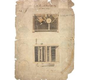 Американец Эли Уитни получил патент на машину для очистки хлопкового волокна