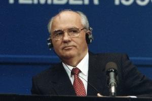 Михаил Горбачев избран единственным в истории СССР президентом