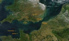 Пароход «Элиза» стал первым пароходом, пересекшим Ла-Манш