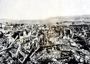 На острове Сицилия произошло крупное землетрясение