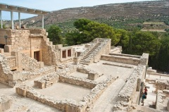 Археологи обнаружили на Крите остатки легендарного Лабиринта — дворца Минотавра