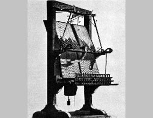 Англичанин Уильям Черч первым запатентовал типографскую наборную машину