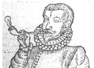 Христофор Колумб познакомился со странным обычаем индейцев — табакокурением