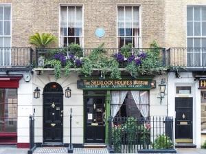 В Лондоне открылся музей Шерлока Холмса