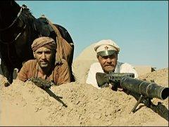 На экраны страны вышел фильм Владимира Мотыля «Белое солнце пустыни»