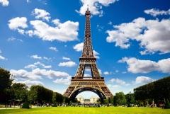 В Париже состоялось торжественное открытие Эйфелевой башни