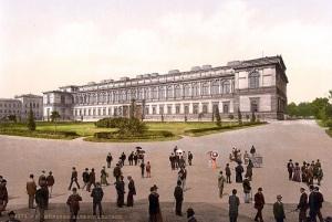 В Мюнхене заложено здание пинакотеки